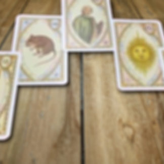 lenormand workshop Jundayi